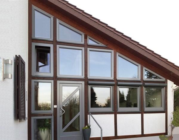 Kundenbeispiele Fensterrenovierung – PORTAS Österreich Renovierung